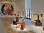 La salle art déco (Musée d'art moderne de la ville de Paris)